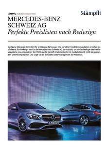mercedes-benz schweiz ag – mediasolution3 pim